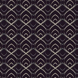 Abstract pattern on dark background Stock Images