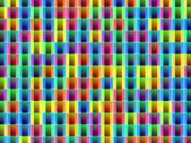 Abstract Pattern Decorative Colorful Background Stock Photo