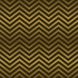 Abstract pattern decorative golden triangle chevron style. vector illustration