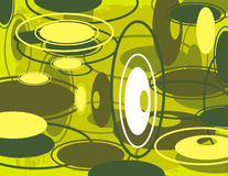 Abstract pattern design Stock Image