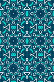 Abstract pattern design Royalty Free Stock Photography