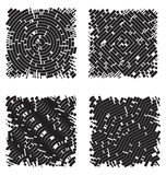 Abstract pattern design elements. For creative design Royalty Free Stock Photo
