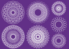 Abstract pattern design, vector Stock Photo