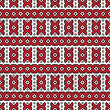 Abstract pattern with diamonds Royalty Free Stock Image