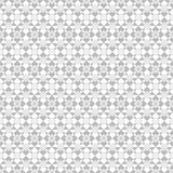 Abstract pattern: diamonds and circles. Seamless vector Stock Images