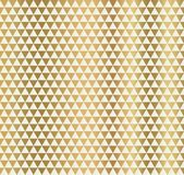 Gold vector background of abstract pattern geometric triangle shapes. Abstract pattern geometric triangle shapes Vector Illustration