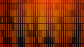 Abstract pattern with glittering rectangles - seamless loop animation