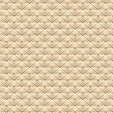 Abstract pattern. Abstract gold square pattern background, graphic Royalty Free Stock Image