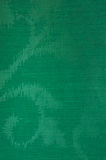 Pattern green vinyl wall cover Royalty Free Stock Photo