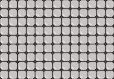Abstract pattern in grey colors. Abstract pattern with geometric elements Vector Illustration