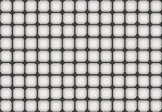 Abstract pattern in grey and white colors. Light abstract pattern with geometric elements Stock Illustration