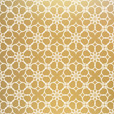 Abstract pattern illustration in arabian style. Vector illustration Royalty Free Stock Photography