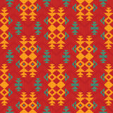 Abstract pattern in indian american style Stock Photos