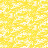 Abstract pattern inspired by tropical birds Stock Photo