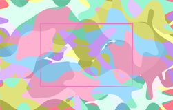 Abstract and the pattern of the line is the seamless. stock illustration