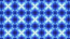 Abstract pattern mandala stock video