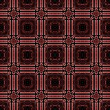 Regular seamless pattern. Abstract pattern in metal style. Seamless background Royalty Free Stock Images