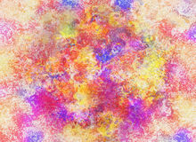 Abstract Pattern from Multicolored color Backgrounds Royalty Free Stock Image