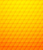 Abstract pattern in orange color Royalty Free Stock Images
