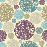 Abstract pattern of pastel colors Stock Images