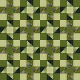 Abstract pattern, patchwork Stock Photography