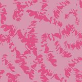 Abstract pattern of pink tones, craquelure. stock illustration