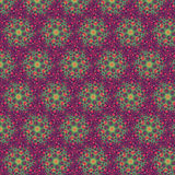 Abstract  pattern, pink-violet Stock Photography