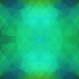 Abstract Pattern in Polygonal Style Royalty Free Stock Images