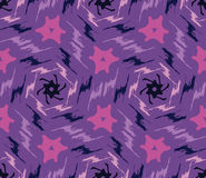 Abstract pattern in purple pink Stock Image