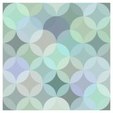 Abstract pattern repetitive , vector background. Abstract pattern repetitive , 2d vector background green and blue stock illustration
