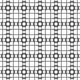 Abstract pattern , retro black and white texture. Abstract pattern, retro black and white texture. Vector illustration Stock Image