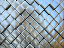 Abstract pattern of  rhombus Royalty Free Stock Photography