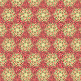 Abstract  pattern, sand-pink Stock Photography