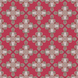 Abstract pattern seamless Royalty Free Stock Images
