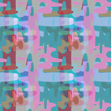 Abstract pattern. Royalty Free Stock Photos