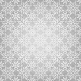Abstract pattern with snowflakes. For textiles, interior design, for book design, website background Royalty Free Stock Photography