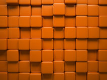 Abstract pattern of  square Royalty Free Stock Photography