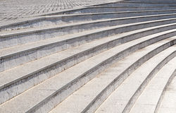 Abstract pattern in stairs Royalty Free Stock Image