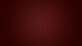 Abstract pattern surface forming cubes, stars, hexagons vector illustration