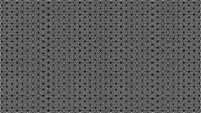 Abstract pattern surface forming cubes, stars, hexagons royalty free stock image