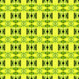 Abstract pattern. Texture background. Seamless illustration Stock Photos