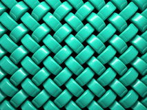 Abstract pattern of  turquoise Royalty Free Stock Image