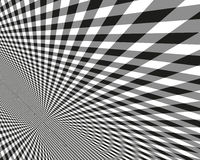 Abstract pattern. Vector illustration.  Black and white image on a white background. Black and white image on a white background. Black and white abstract Royalty Free Stock Photography