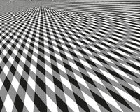 Abstract pattern. Vector illustration.  Black and white image on a white background. Royalty Free Stock Photos