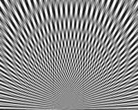 Abstract pattern. Vector illustration.  Black and white image on a white background. Royalty Free Stock Photography