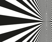 Abstract pattern. Vector illustration. Black and white image on a white background. Black and white image on a white background. Black and white abstract royalty free illustration