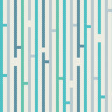 Abstract pattern with vertical stripes on texture background in. Retro colors. Endless pattern can be used for print, ad, magazine, brochure, leaflet, poster Stock Photo
