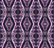 Abstract pattern - violet texture - seamless Stock Photos