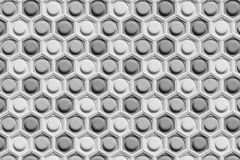 Abstract pattern on wall. Concrete texture background. Texture d. Ecorated on public modern building Royalty Free Stock Photography