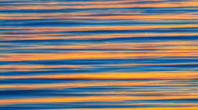 Abstract pattern in water Royalty Free Stock Photo